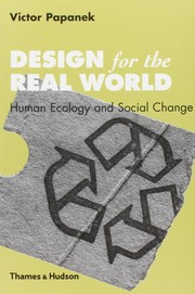 Design for the real world PDF