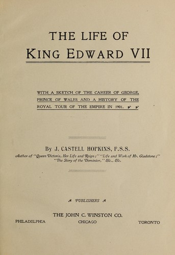 Download The life of King Edward VII