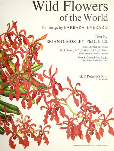 Download Wild flowers of the world.