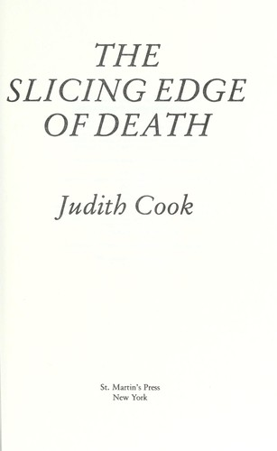 Download The slicing edge of death