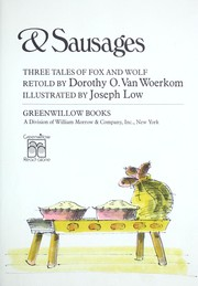 Meat pies & sausages : three tales of Fox and Wolf PDF
