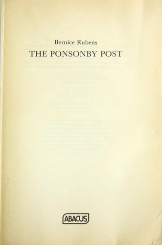 The Ponsonby post