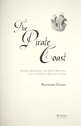 The pirate coast