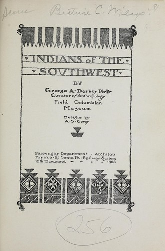 Download Indians of the Southwest
