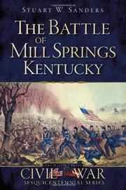 The Battle of Mill Springs, Kentucky PDF