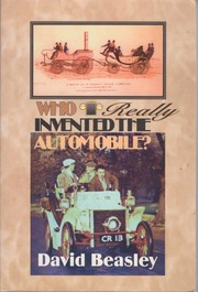 Who Really Invented the Automobile? PDF