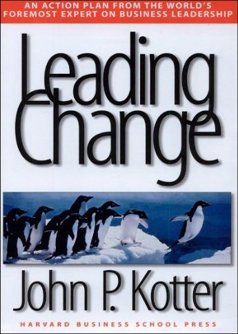 Download Leading change