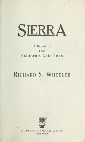Sierra.