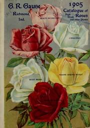 Catalogue of roses PDF
