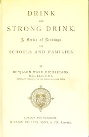 Drink and strong drink