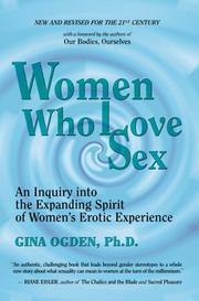 Women Who Love Sex PDF