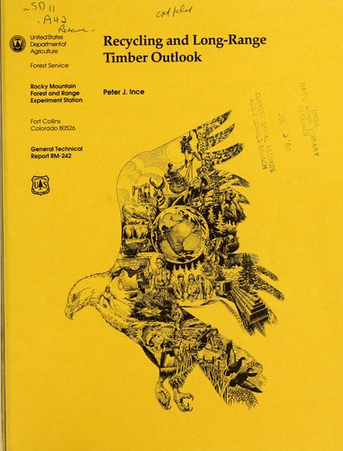 Download Recycling and long-range timber outlook
