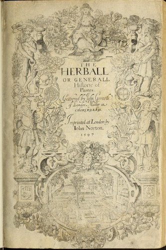 Download The herball, or, Generall historie of plantes