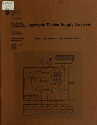 Download Aggregate timber supply analysis