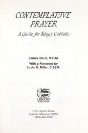 Contemplative Prayer PDF