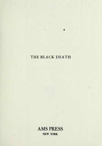 Download The black death of 1348 and 1349