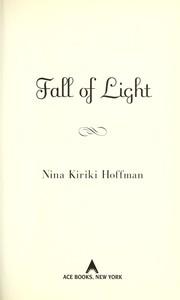 Fall of light PDF