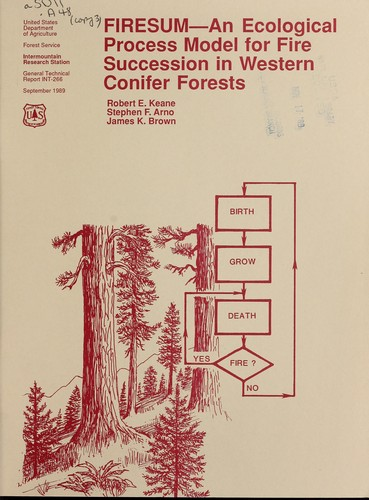 Download FIRESUM–an ecological process model for fire succession in western conifer forests
