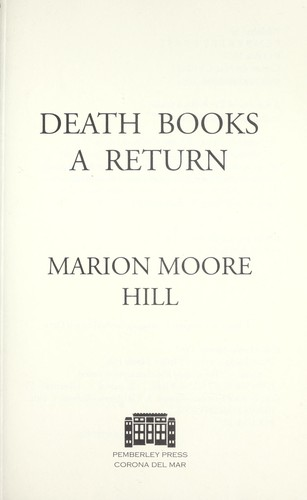 Death books a return
