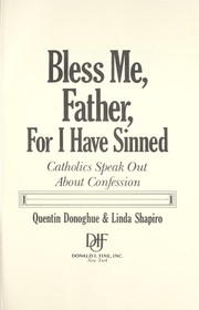 Bless me, Father, for I have sinned PDF