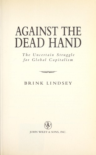 Download Against the dead hand