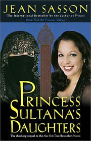 Princess Sultana's daughters by Jean P. Sasson