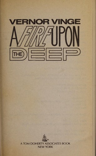 A fire upon the deep