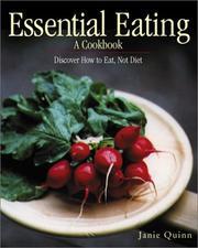 Essential Eating: A Cookbook PDF