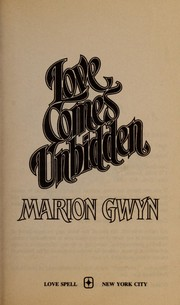 Love Comes Unbidden (Love Spell) PDF