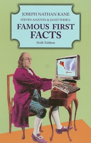 Download Famous first facts