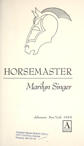 Download Horsemaster