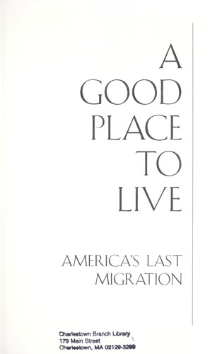 Download A good place to live