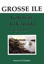 Grosse Île by Marianna O'Gallagher