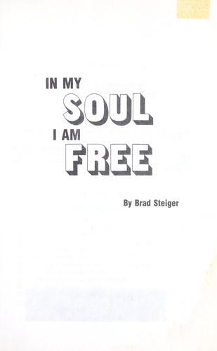 In My Soul I am Free.