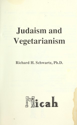 Download Judaism and vegetarianism