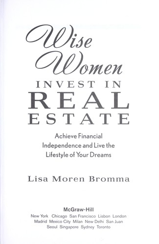 Download Wise women invest in real estate
