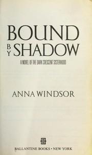 Bound by shadow PDF