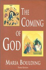 The coming of God by Maria Boulding