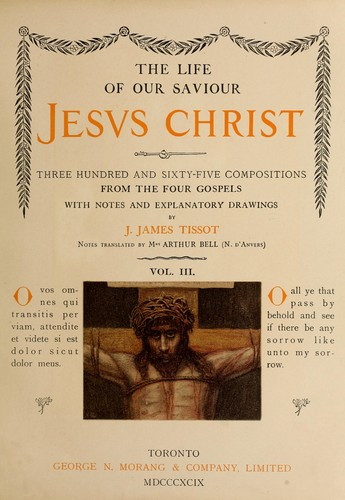 Download The life of our Saviour Jesus Christ