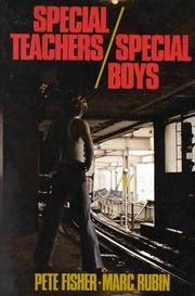 Special teachers/special boys PDF
