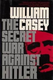 The secret war against Hitler PDF