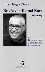 Briefe von Kemal Kurt (1947-2002) PDF
