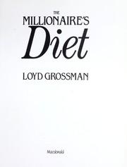 The millionaire's diet PDF