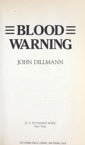 Blood Warning