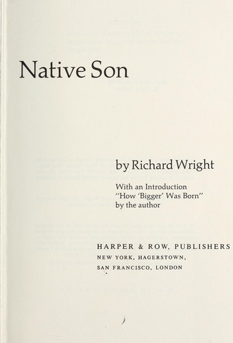 Download Native son.