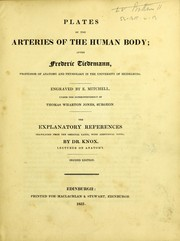 Plates of the arteries of the human body PDF