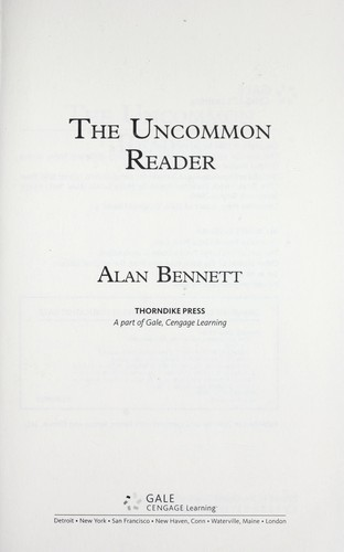 Download The uncommon reader