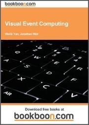 Visual Event Computing