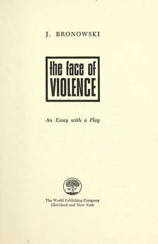 Download The face of violence