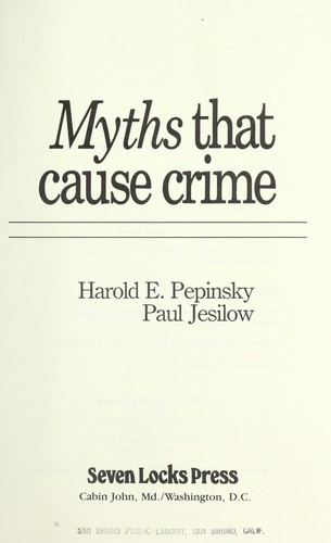 Download Myths that cause crime